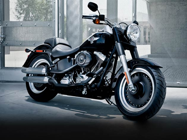 Harley Davidson Price Slashed