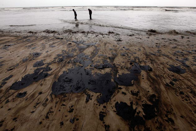 introduction to oil spill in mumbai The oil leakage occurs due to following reason many other ships also spill oil run off oil  documents similar to disaster ppt  introduction.