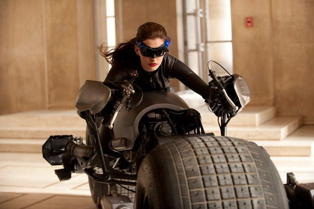 Anne Hathaway in 'The Dark Knight Rises' - Photo: Warner Bros. Pictures