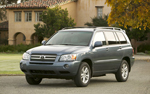2007 Toyota Highlander Hybrid