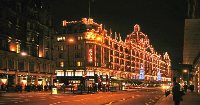دليلك لاجازة عائلية في هارودز، لندن