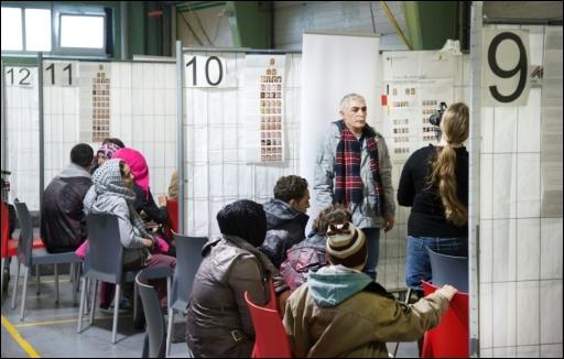2015 kamen 890.000 Flüchtlinge nach Deutschland