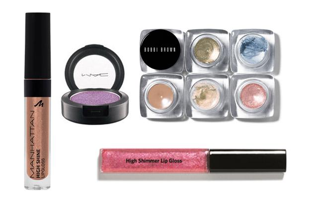 Metallic make up schminktipps zum glamour look - Schminktipps mac ...
