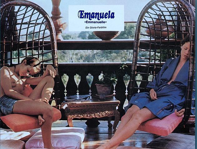 Emmanuelle Star Sylvia Kristel erleidet Schlaganfall 2 - Emmanuelle Garten Der Liebe Film
