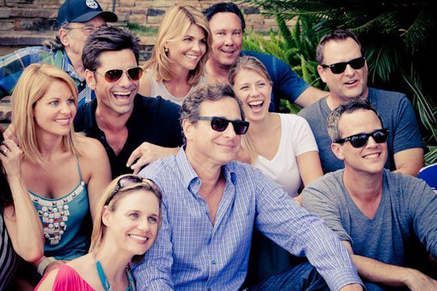 A 'Full House' reunion -- with two vacancies