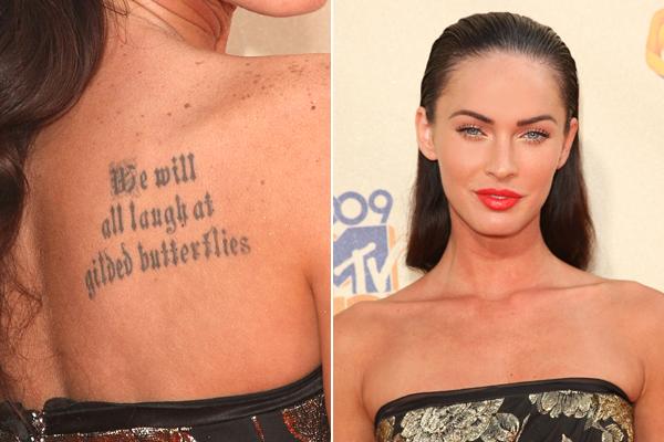 Tattoo schulter und brust fanthasie