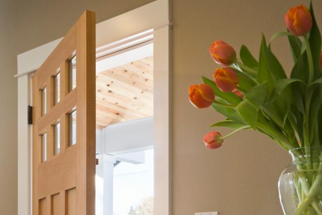 der erste eindruck z hlt feng shui im eingangsbereich. Black Bedroom Furniture Sets. Home Design Ideas