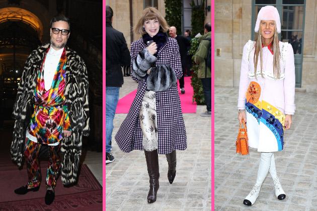 Haute couture vs streetstyle for Couture vs haute couture