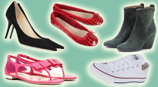 5 paar must have schuhe die jede frau braucht for Schuhschrank jimmy