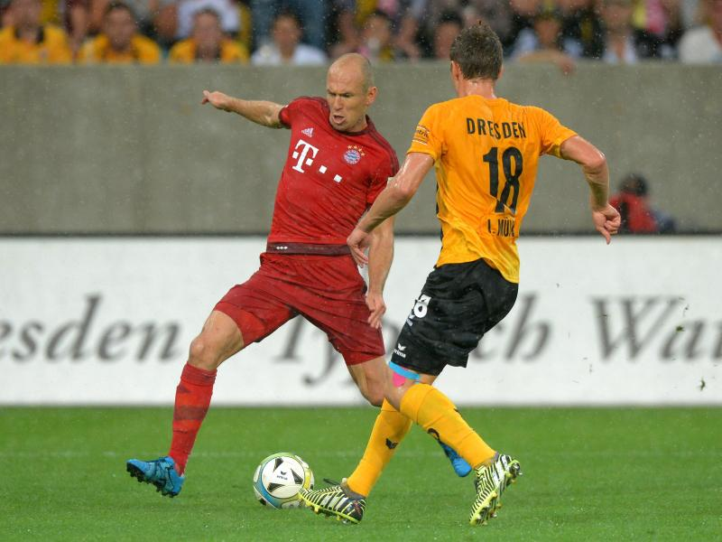 Video: Dynamo Dresden vs Bayern Munich