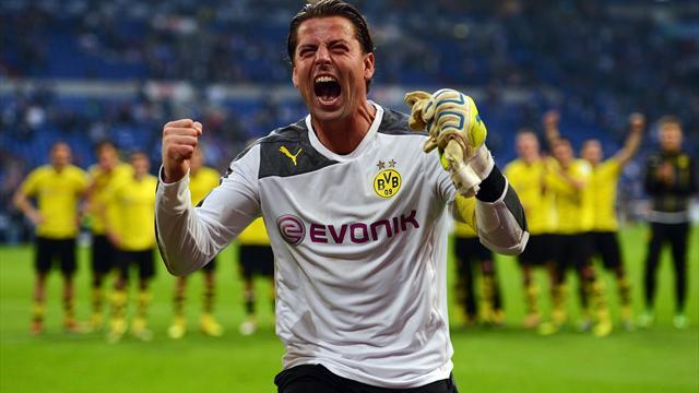 Borussia Dortmund vs Stuttgart
