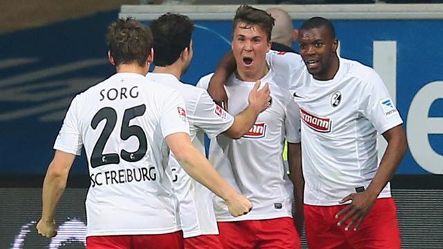 Video: Eintracht Frankfurt vs Freiburg