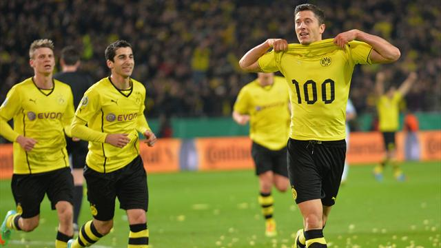 Video: Borussia Dortmund vs Wolfsburg