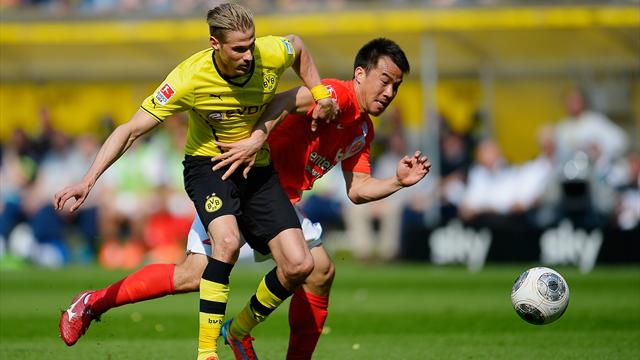 Video: Borussia Dortmund vs Mainz 05