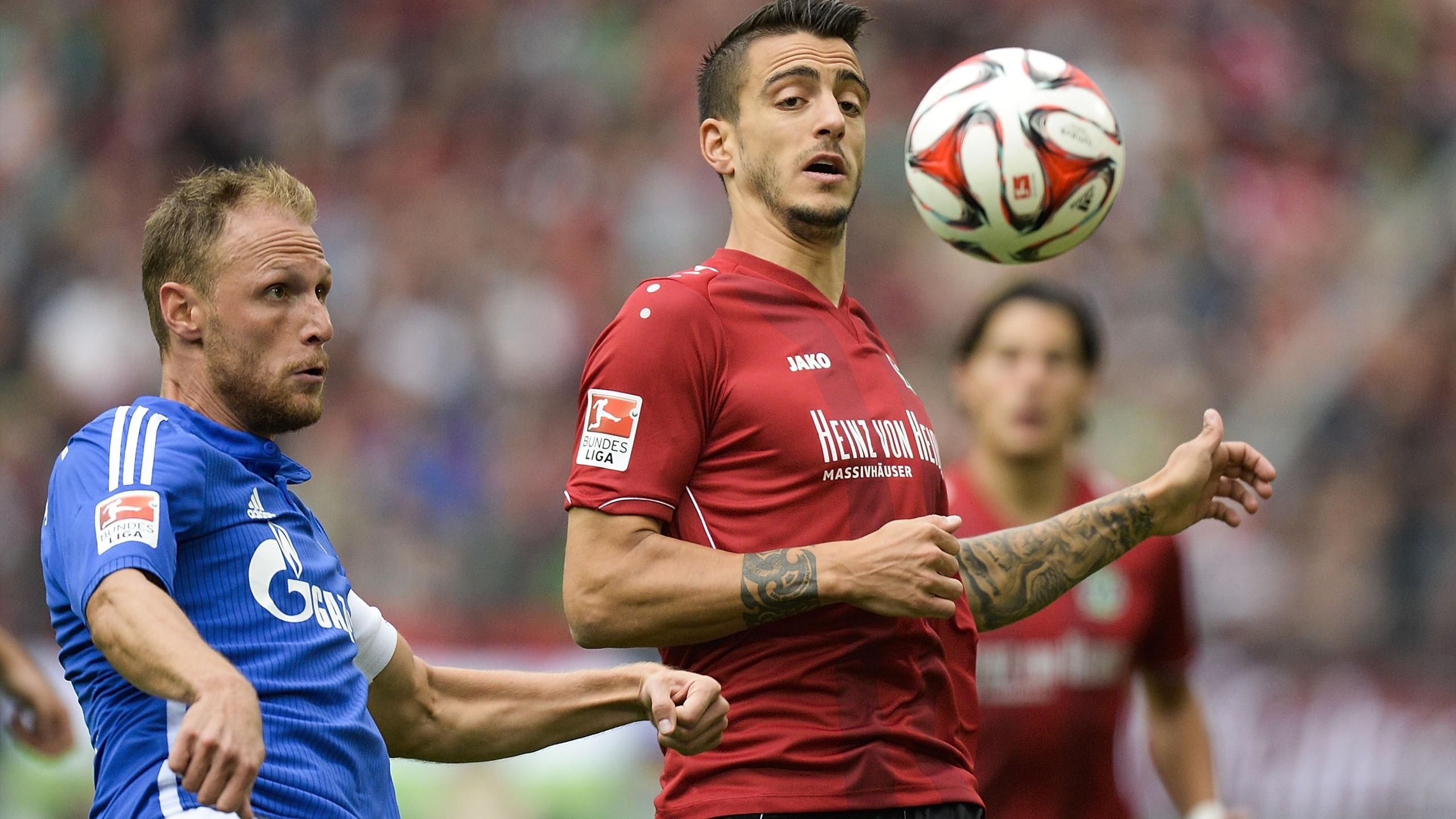 Video: Hannover 96 vs Schalke 04