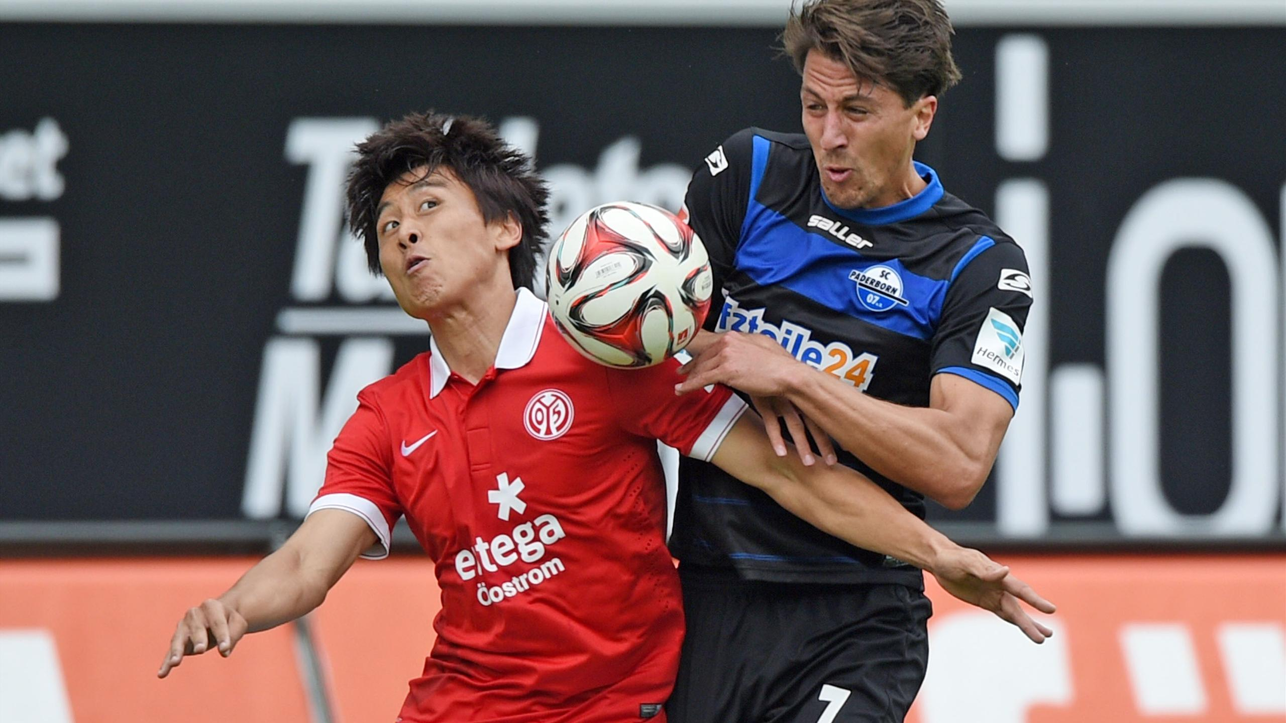 Video: Paderborn vs Mainz 05