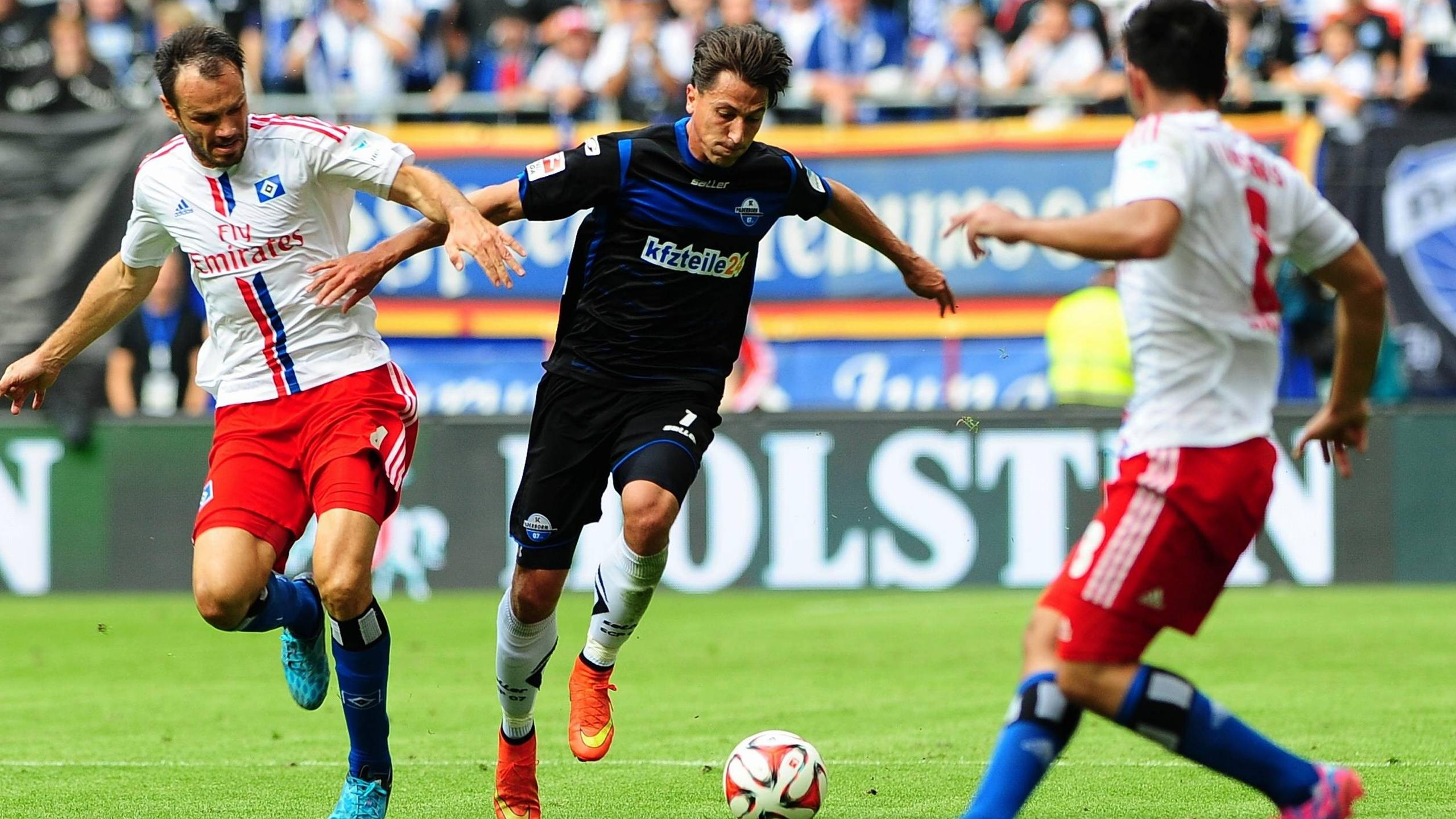 Video: Hamburger SV vs Paderborn