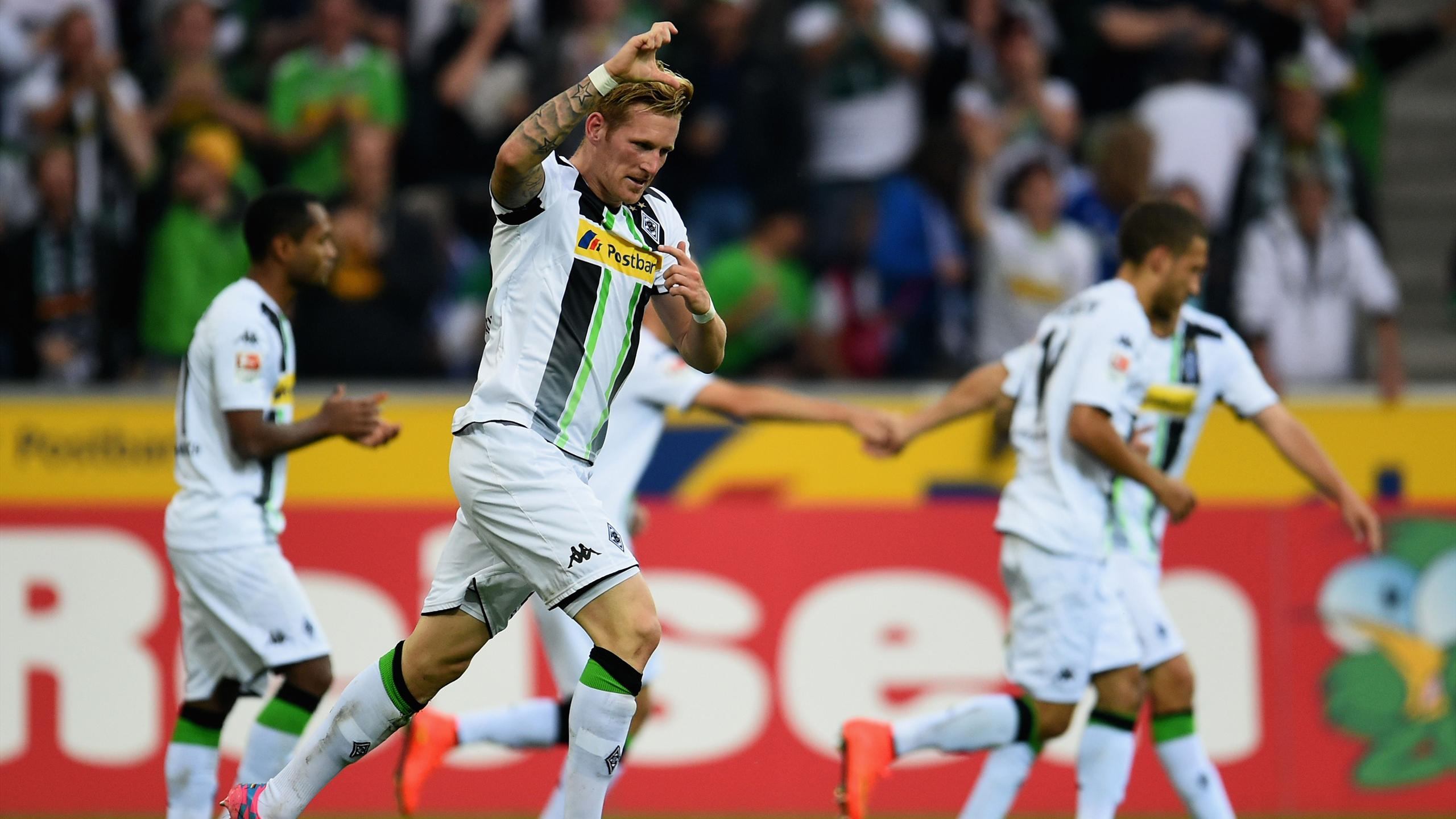 Video: Borussia M gladbach vs Schalke 04