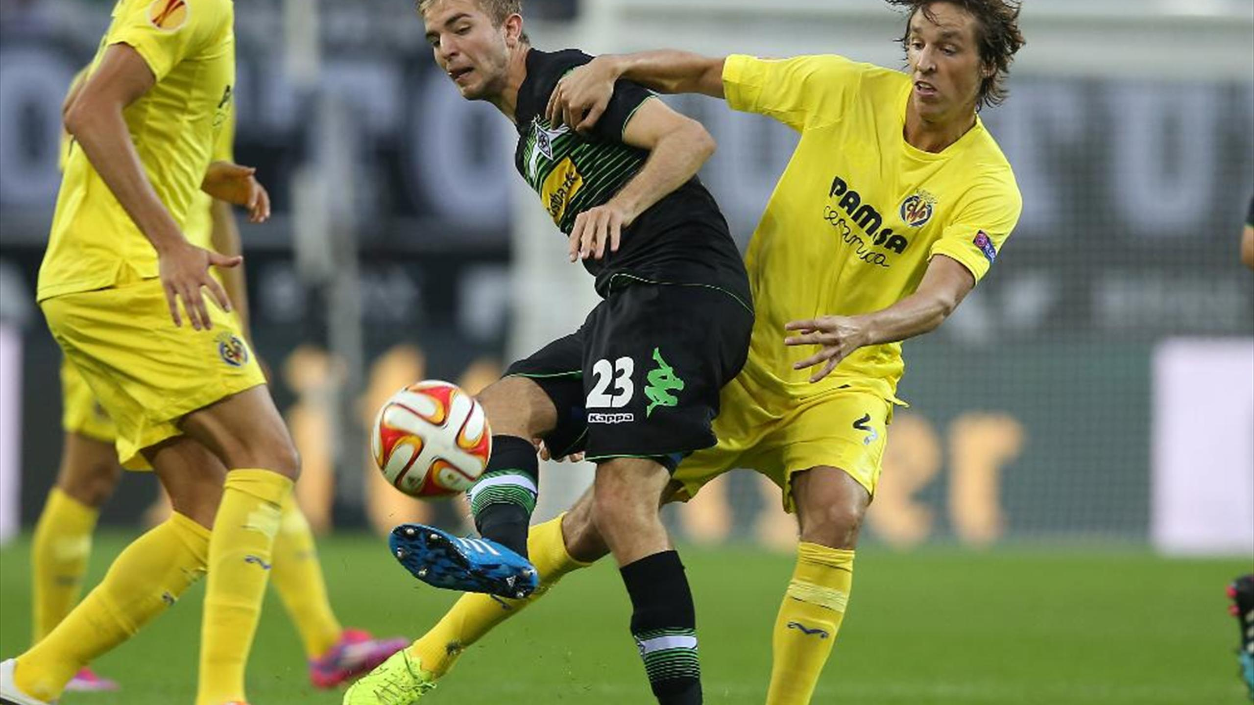 Video: Borussia M gladbach vs Villarreal