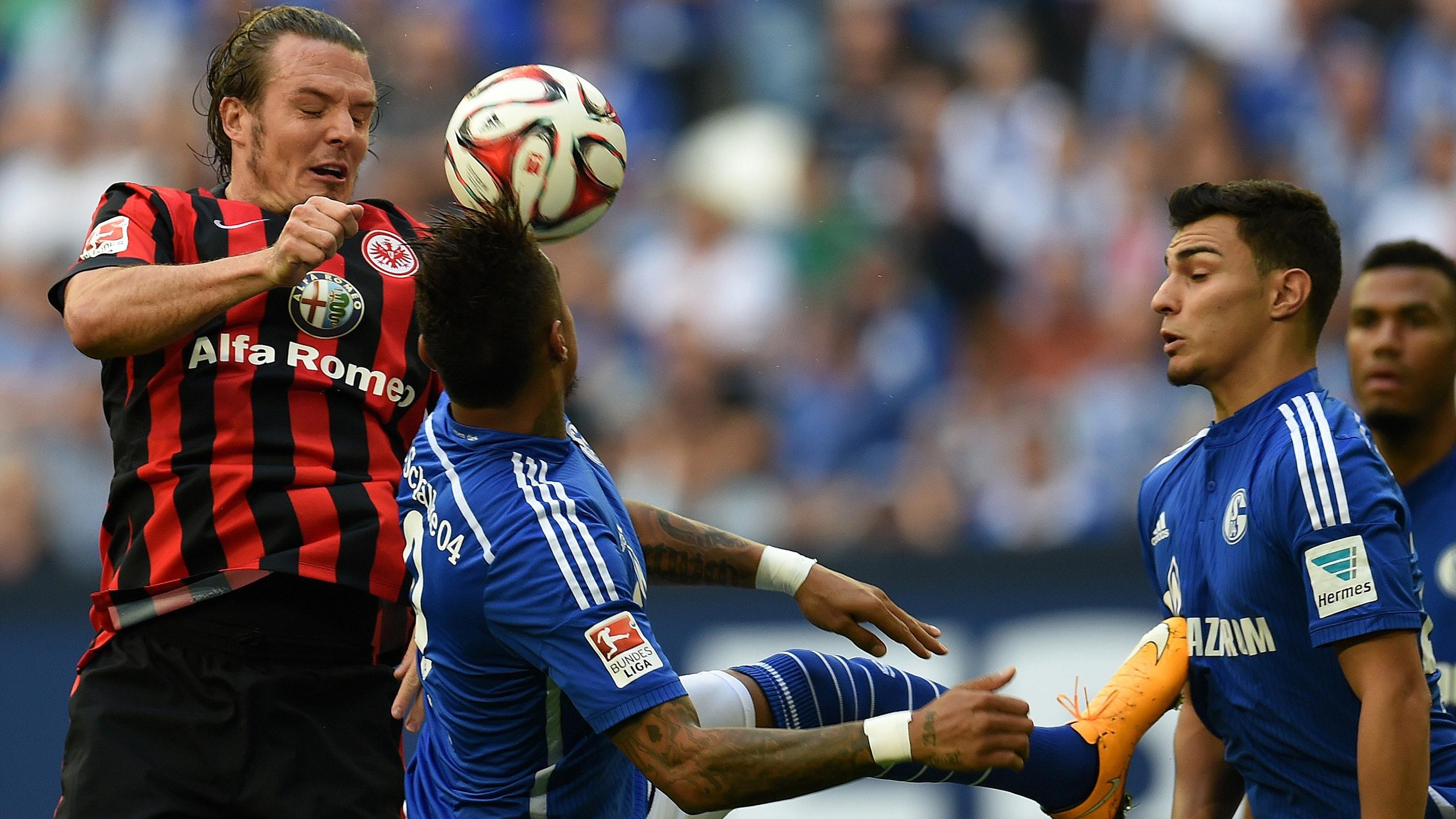 Video: Schalke 04 vs Eintracht Frankfurt