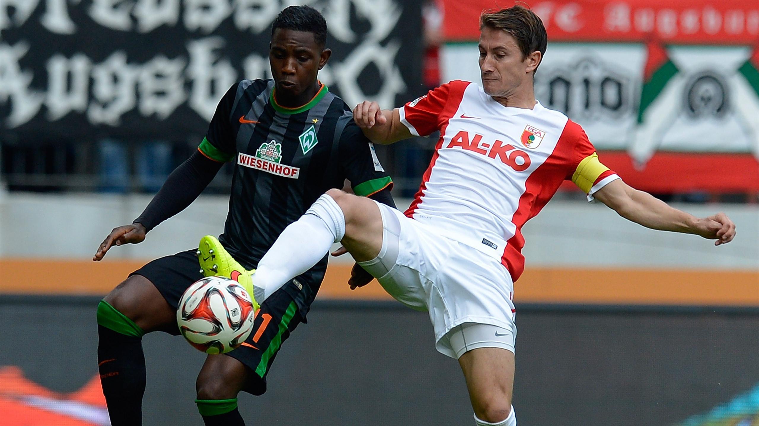 Video: Augsburg vs Werder Bremen