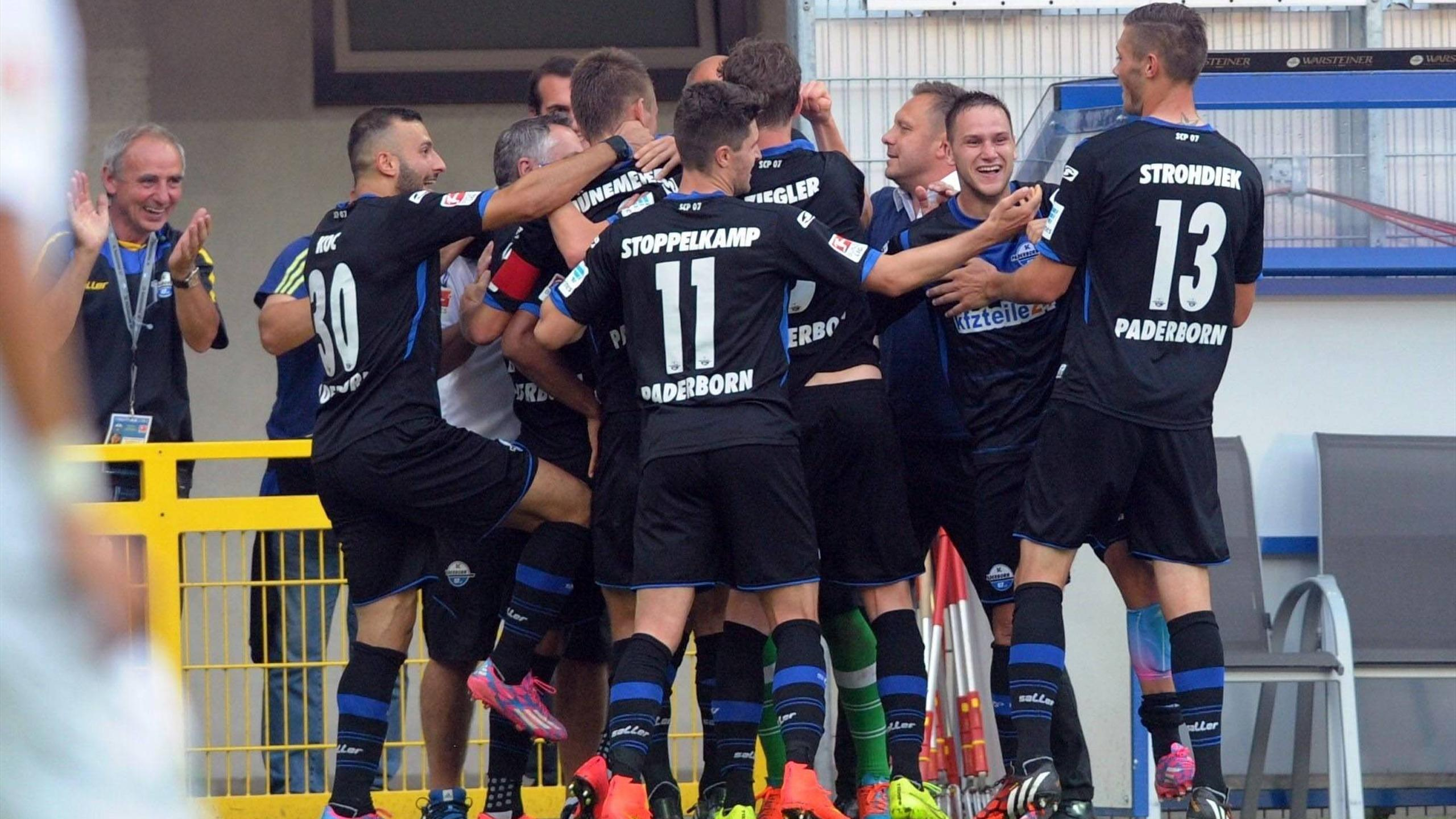 Video: Paderborn vs Hannover 96