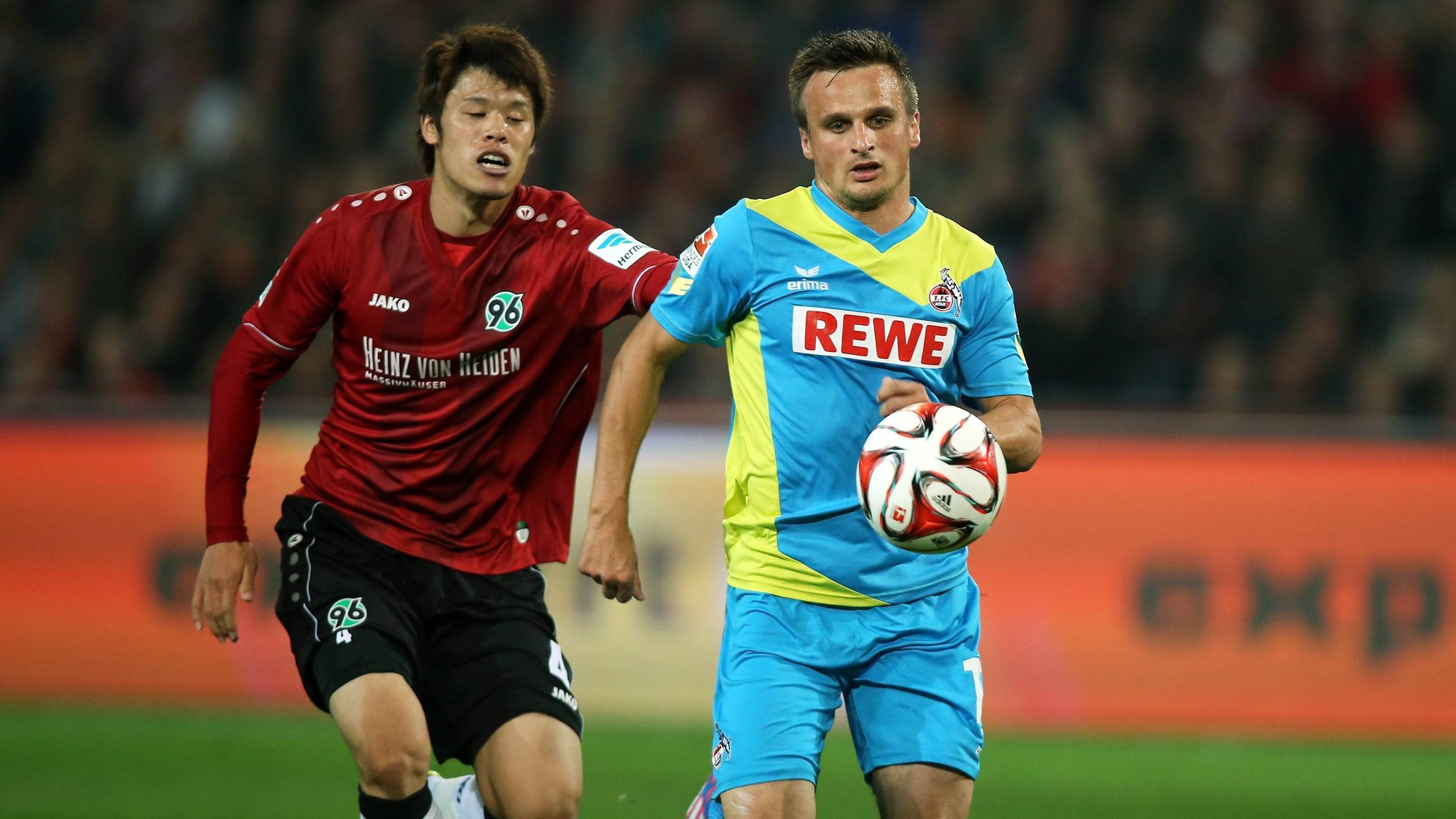 Video: Hannover 96 vs Cologne