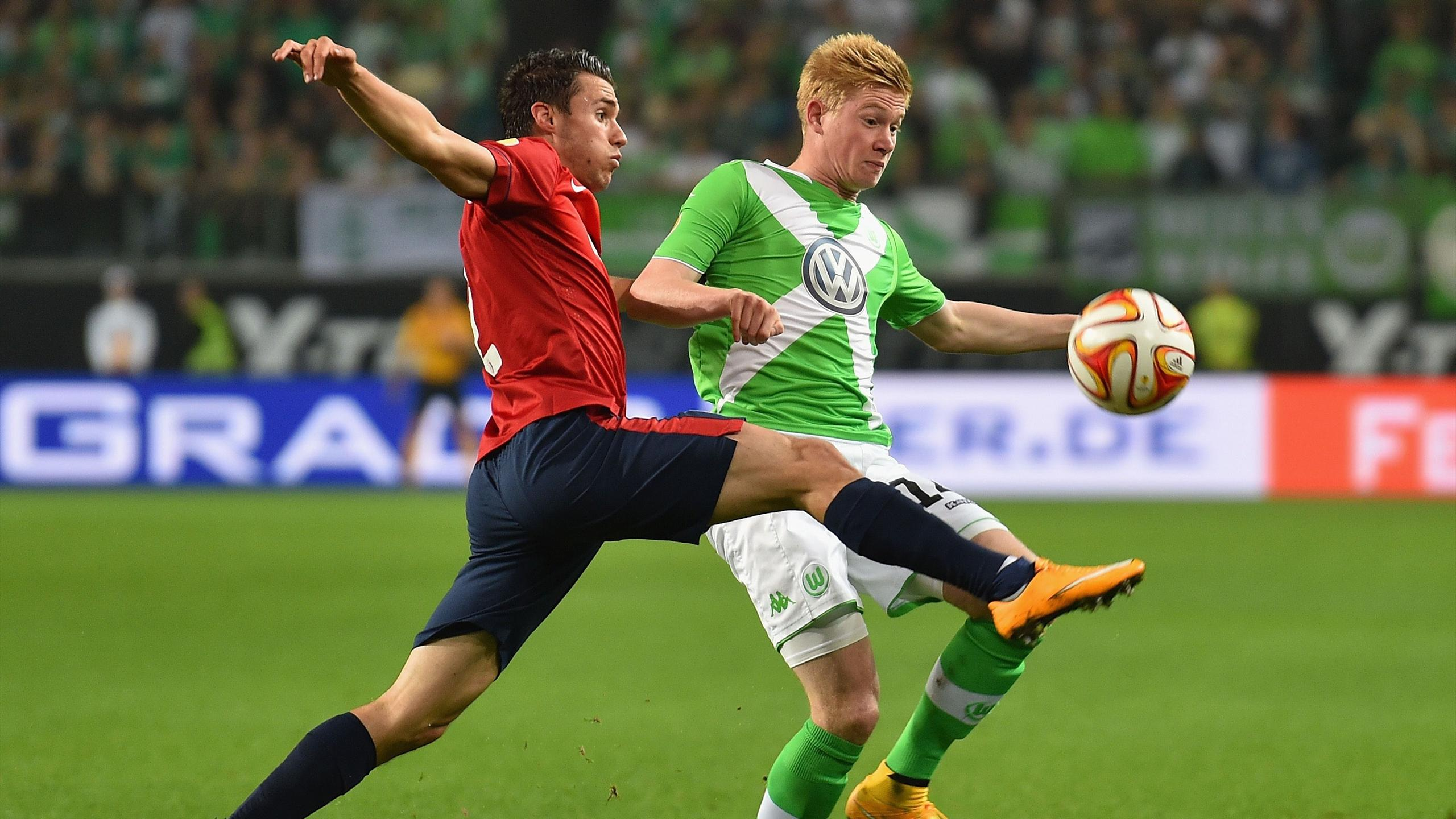Video: Wolfsburg vs Lille