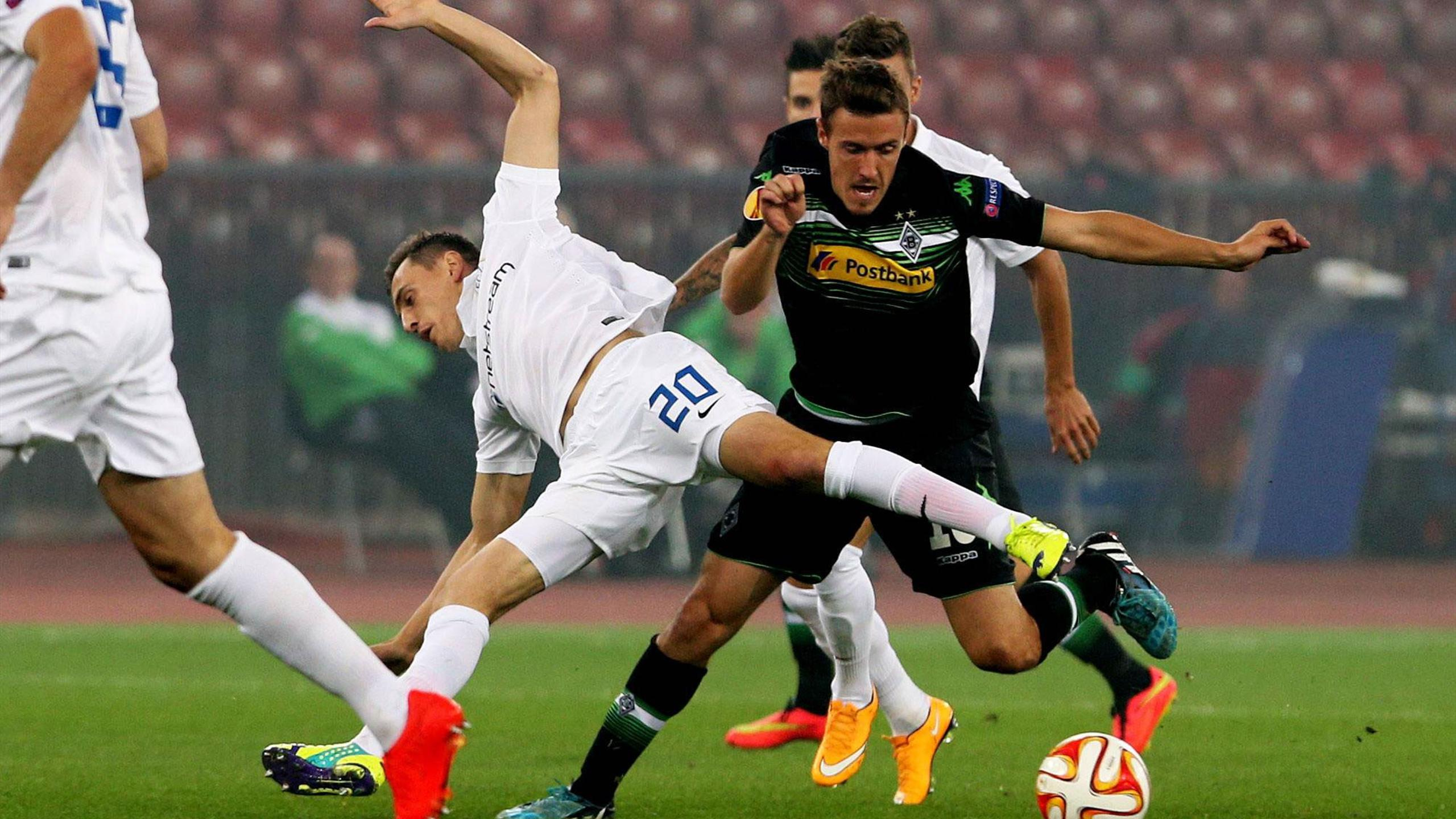 Video: Zurich vs Borussia M gladbach