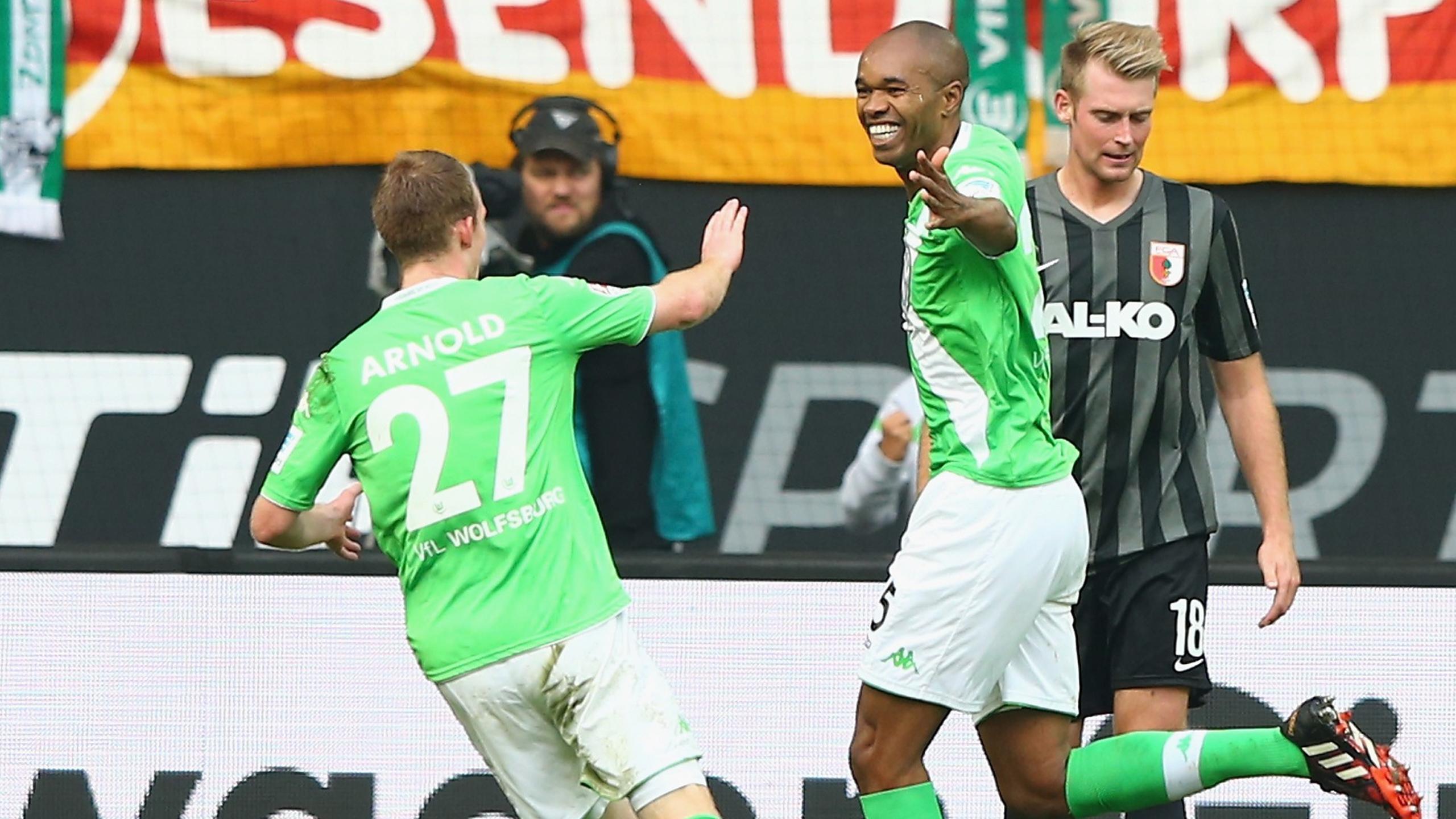 Video: Wolfsburg vs Augsburg