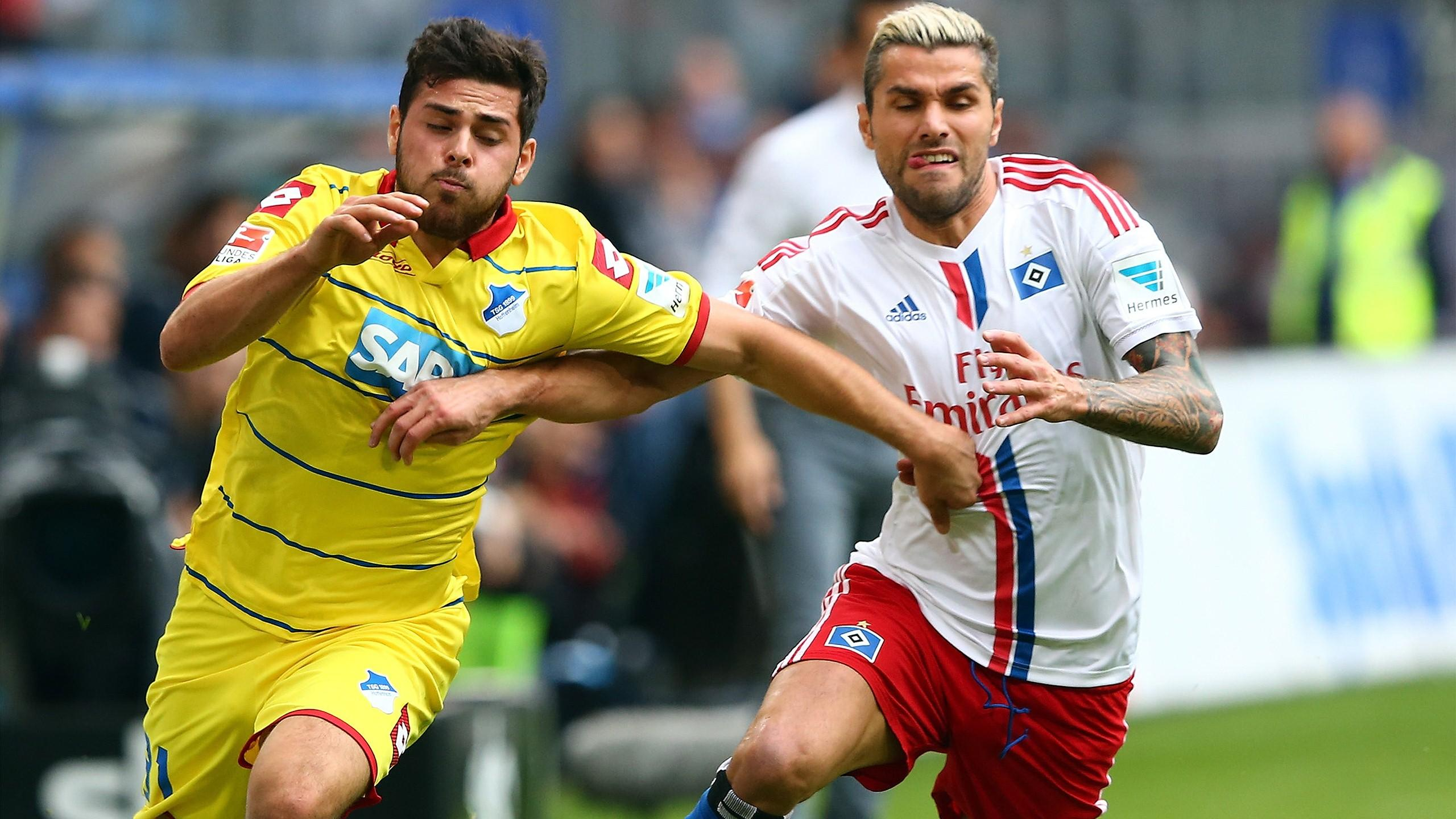 Video: Hamburger SV vs Hoffenheim
