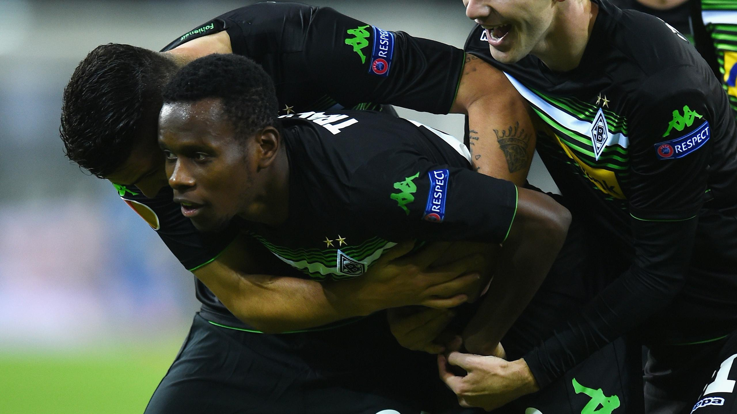 Video: Borussia M gladbach vs Apollon