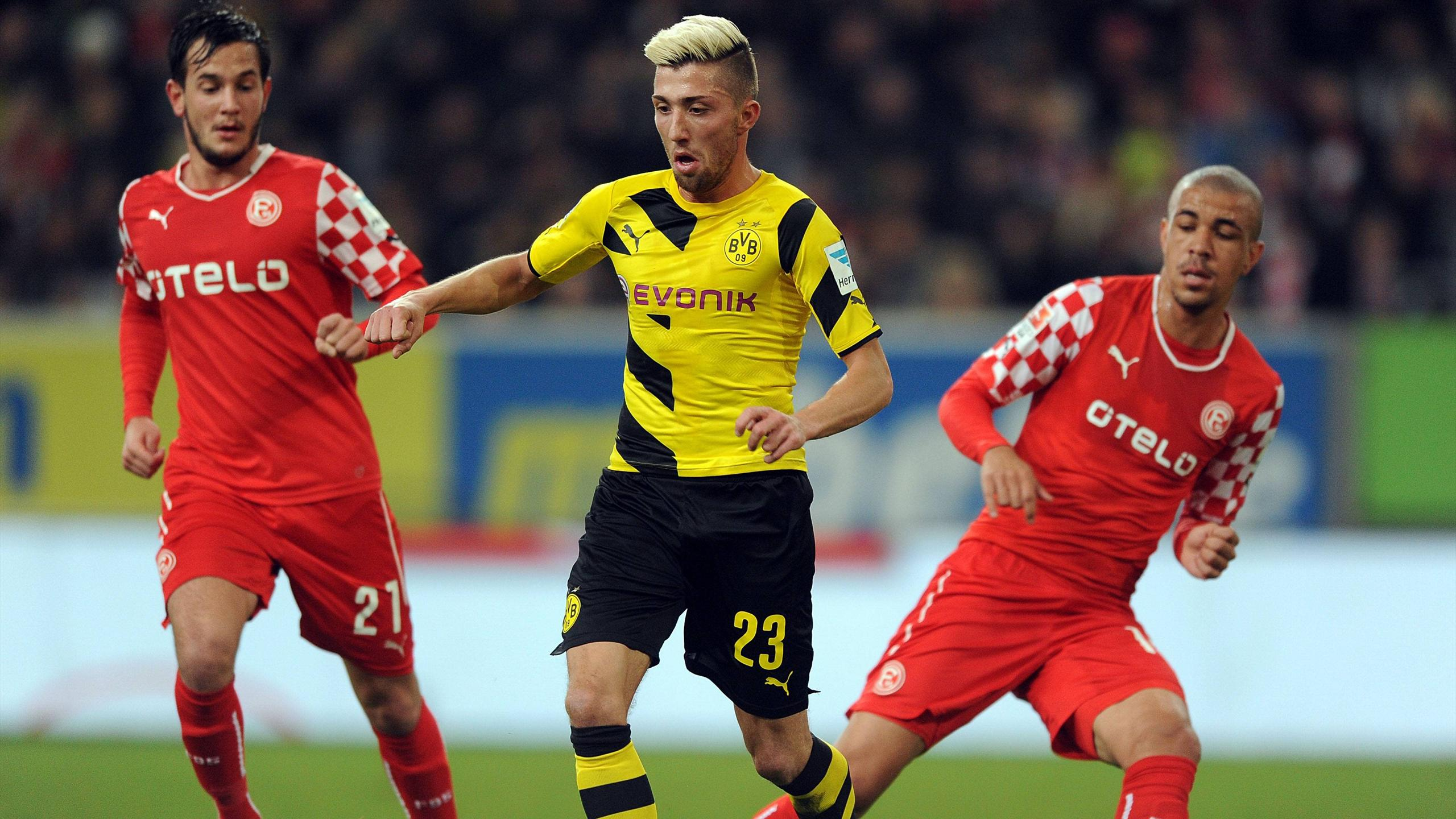 Video: Fortuna Dusseldorf vs Borussia Dortmund