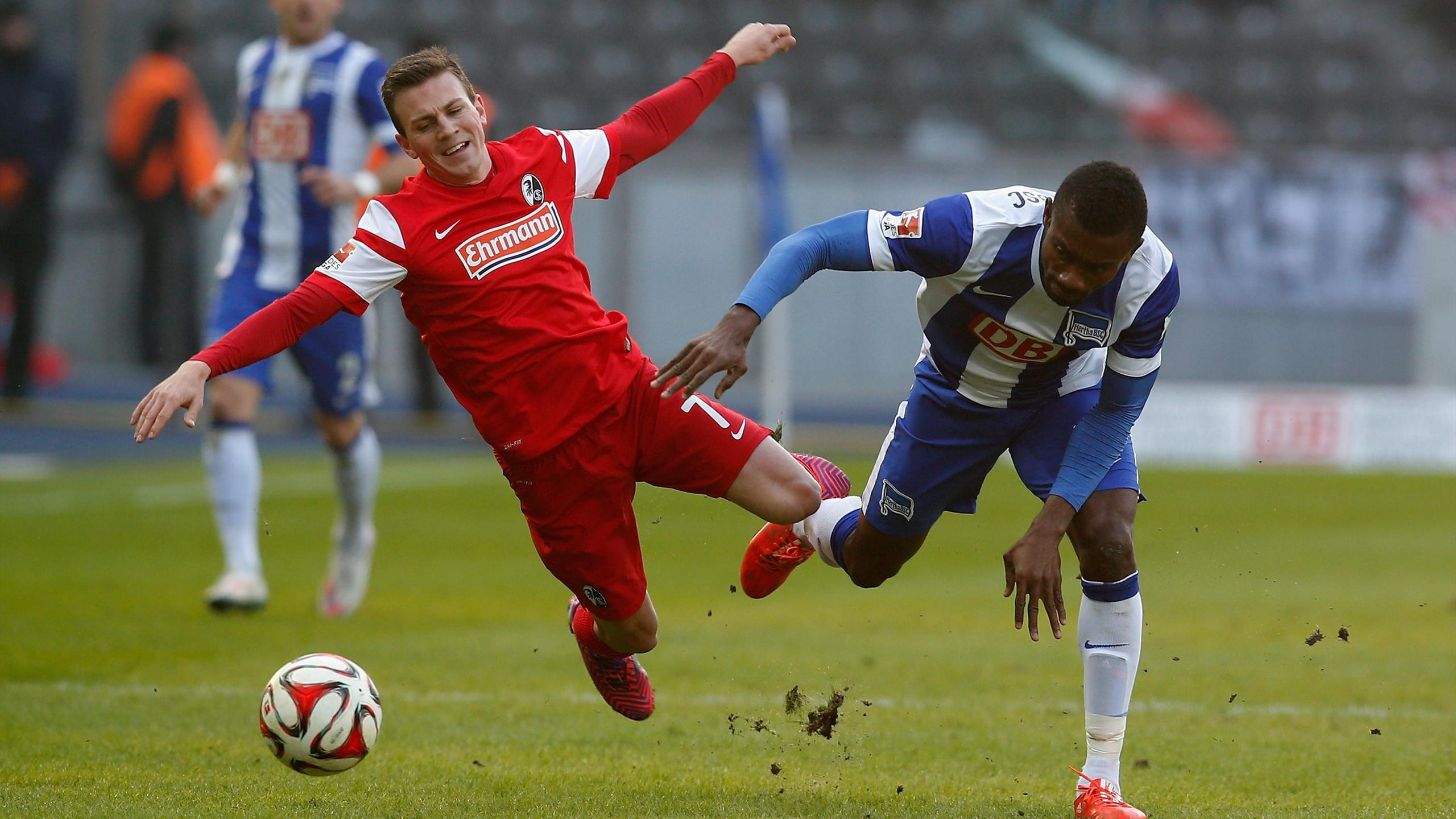 Video: Hertha BSC vs Freiburg