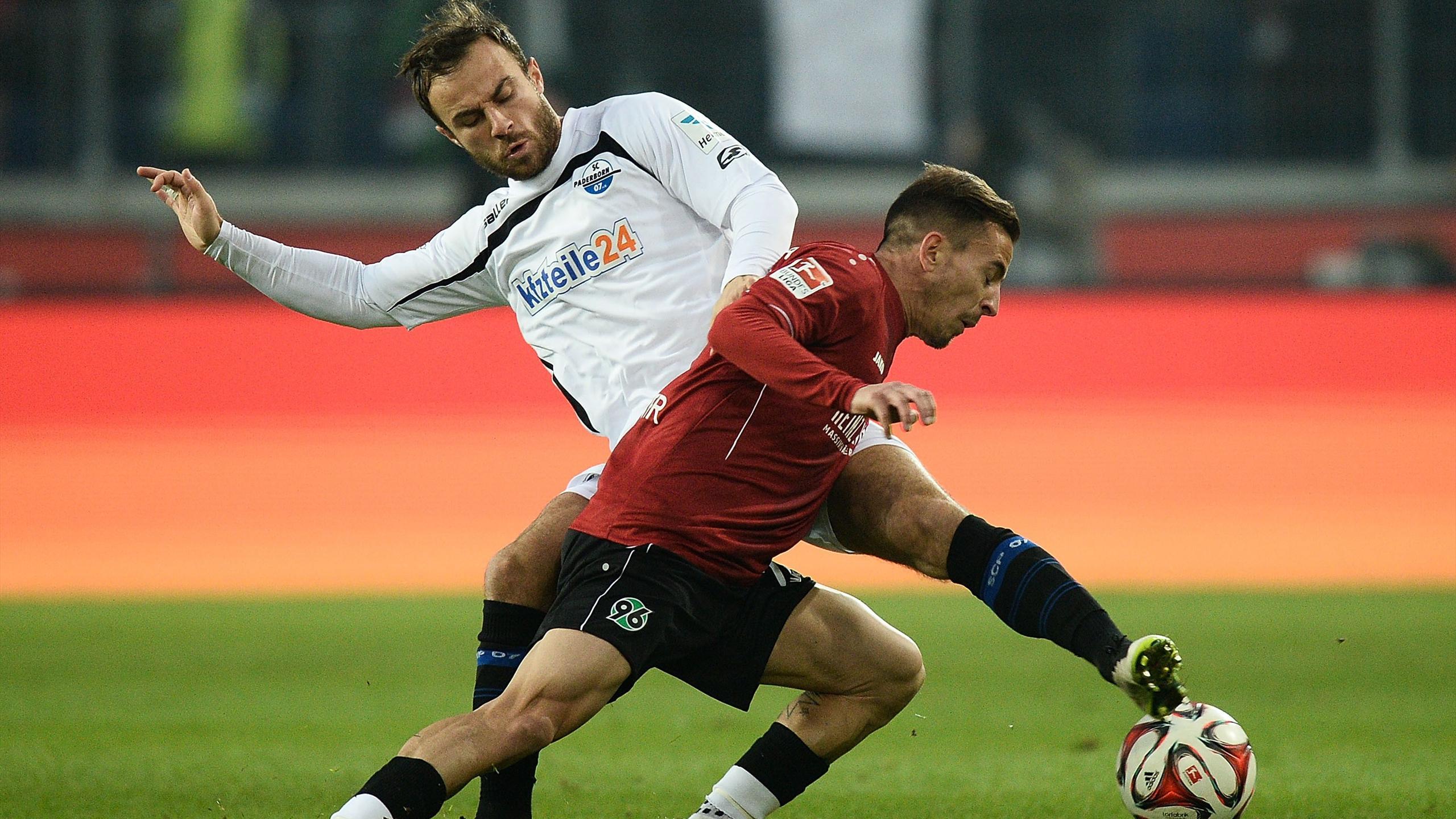 Video: Hannover 96 vs Paderborn