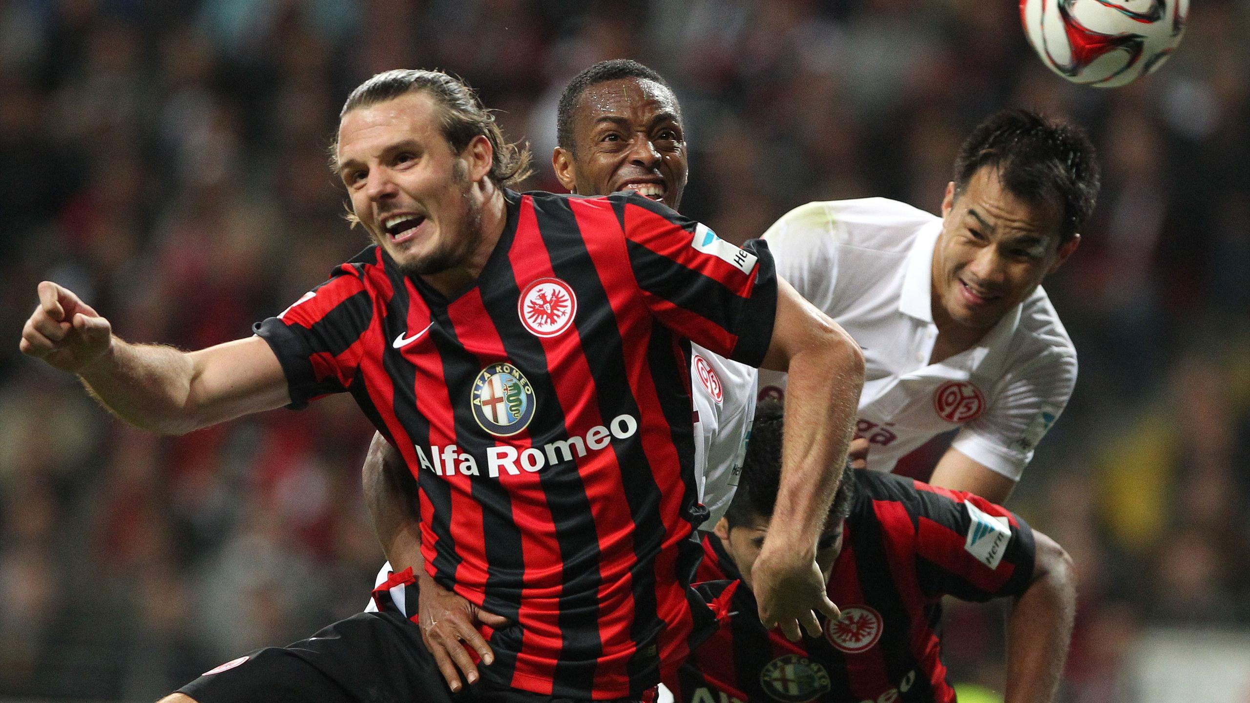 Video: Mainz 05 vs Eintracht Frankfurt