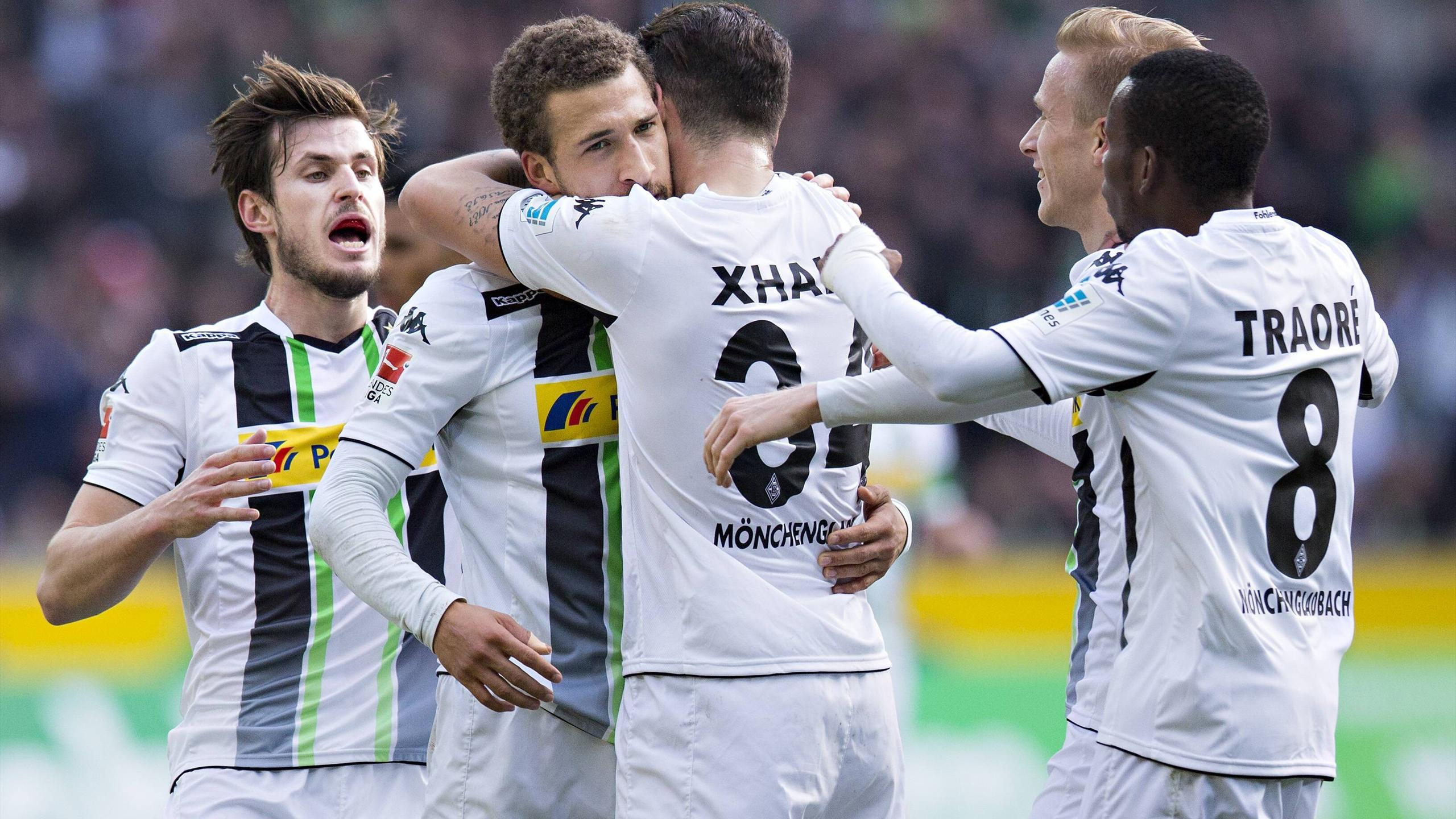 Video: Kickers Offenbach vs Borussia M gladbach