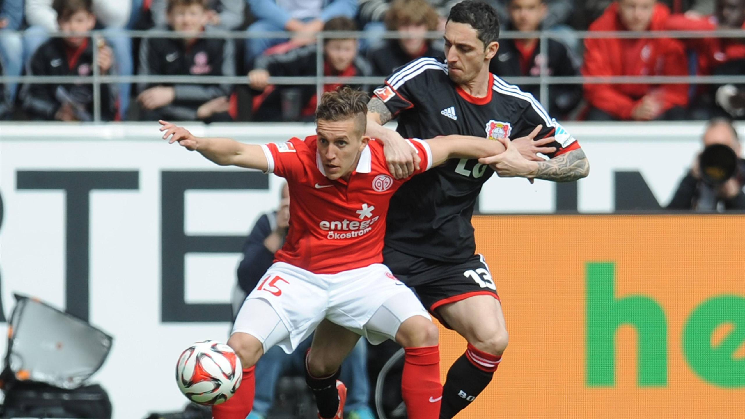 Video: Mainz 05 vs Bayer Leverkusen