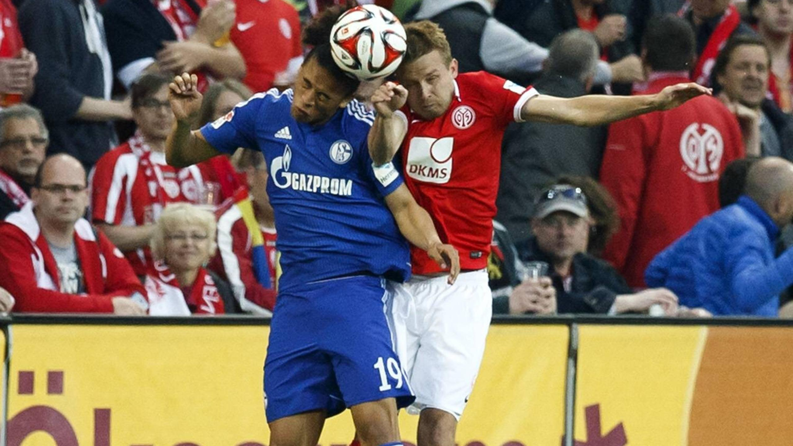 Video: Mainz 05 vs Schalke 04