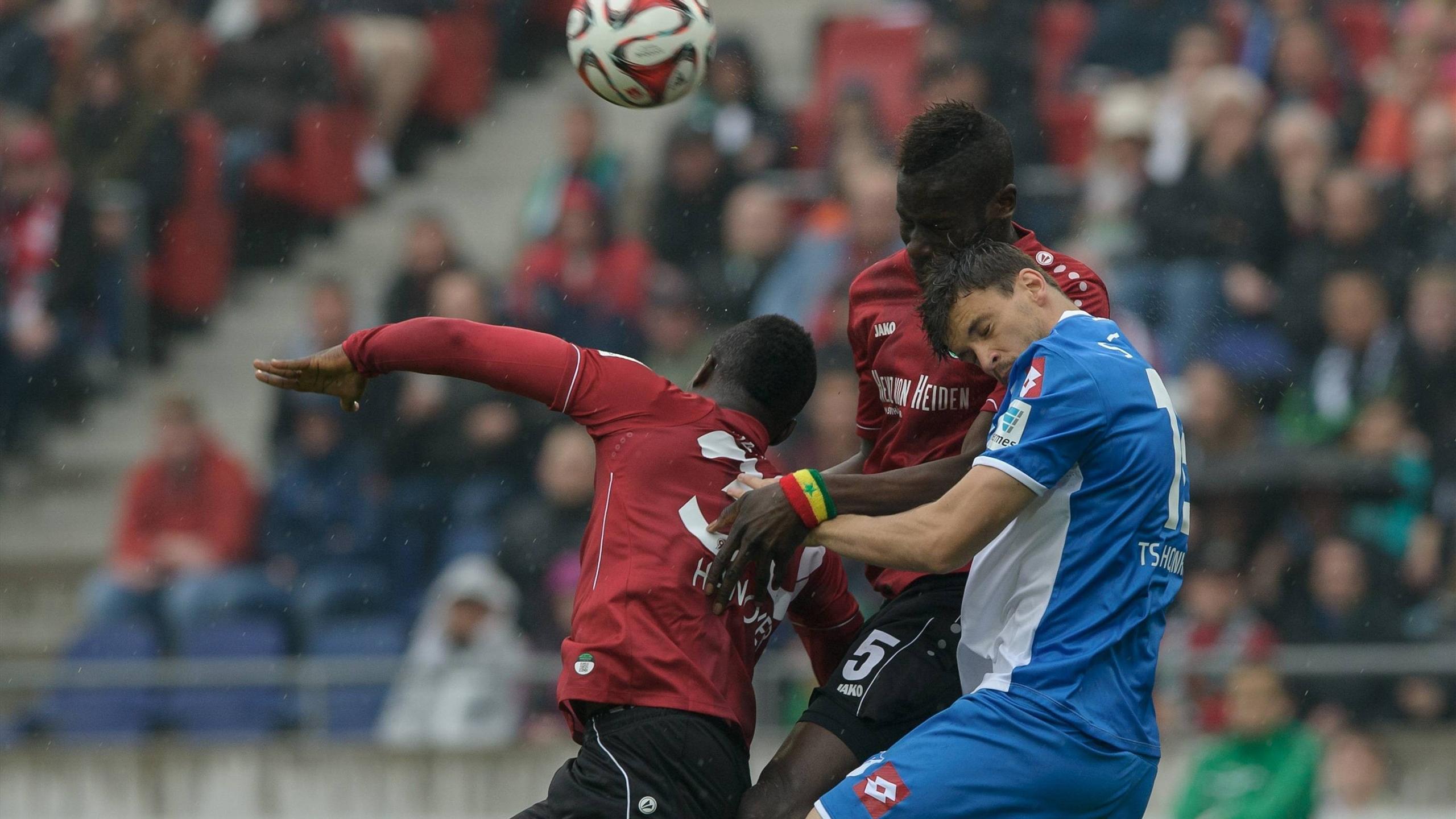 Video: Hannover 96 vs Hoffenheim
