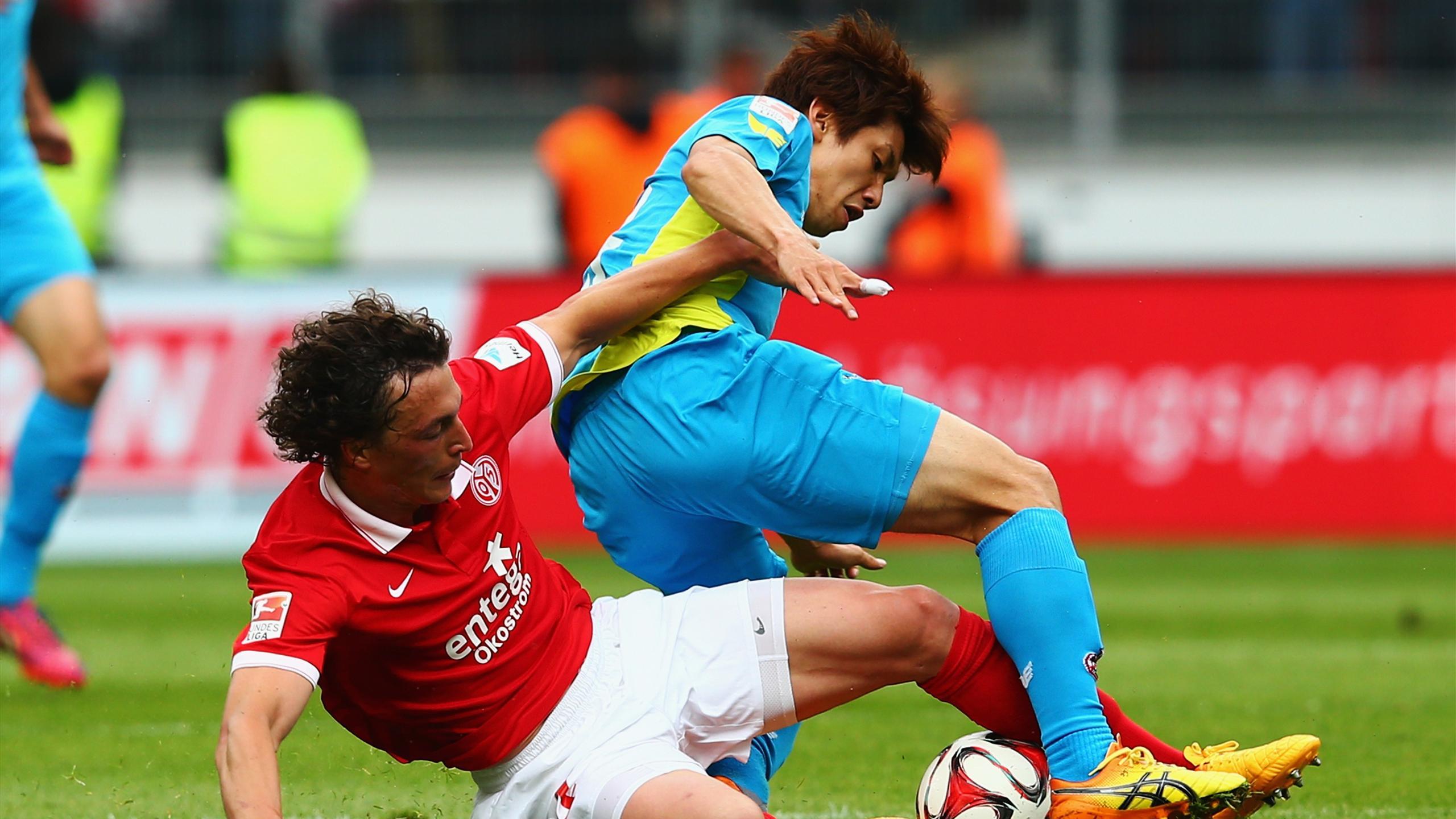 Video: Mainz 05 vs Cologne