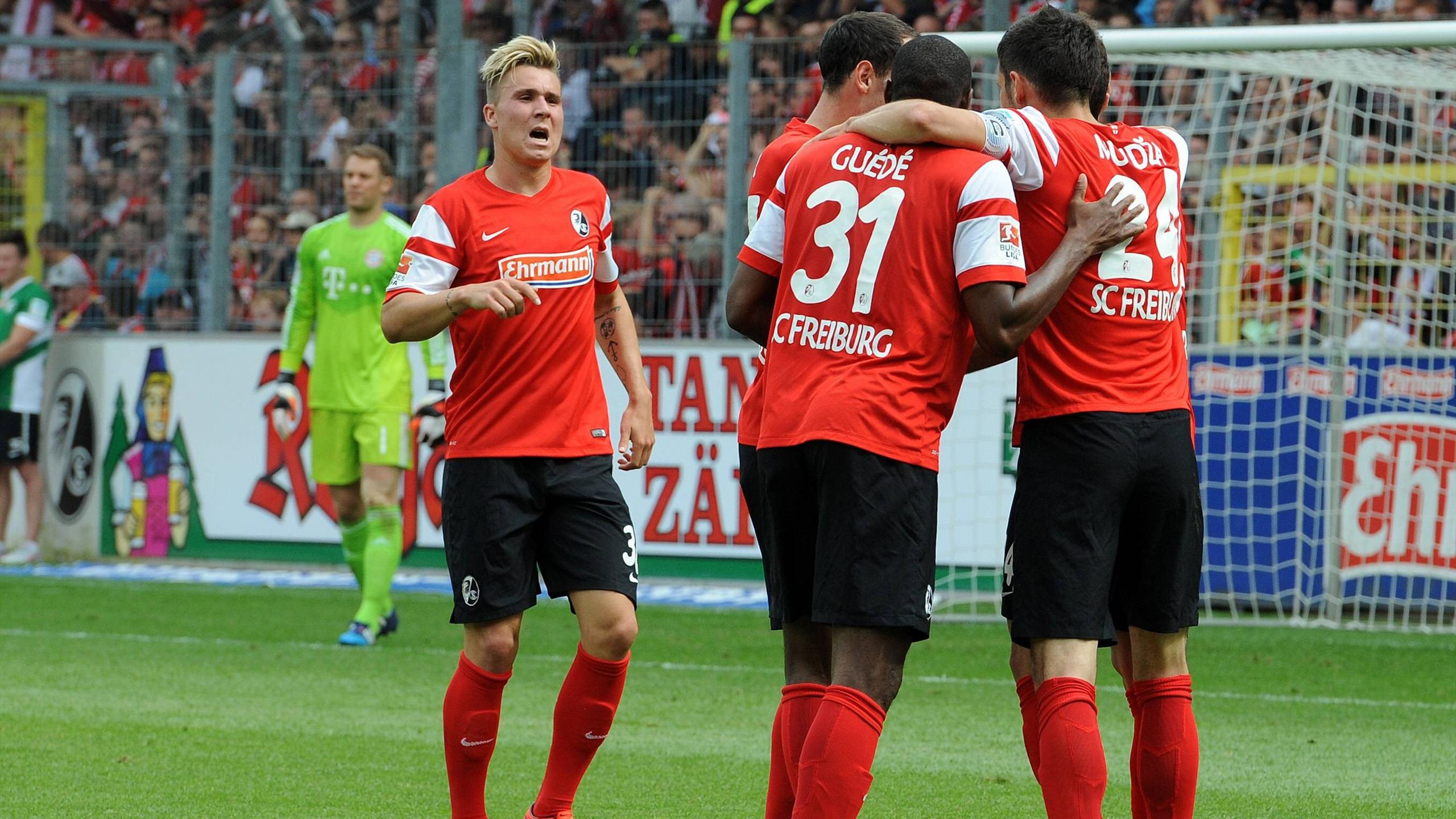 Video: Freiburg vs Bayern Munich