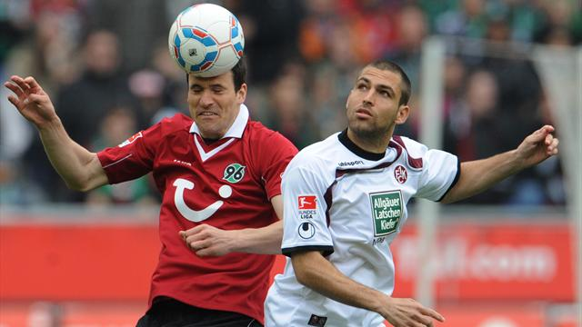 Hannover 96 erreicht EL-Qualifikation