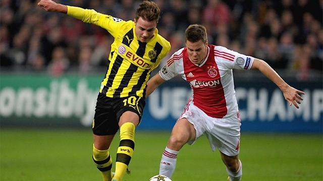 Champions League - Borussia Dortmund strmt ins Achtelfinale