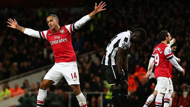 Premier League - Arsenal dem�tigt Newcastle