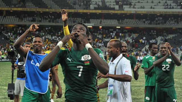 Afrika-Cup - Burkina Faso nach Krimi im Finale