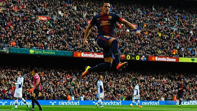 Liga - Tor-Spektakel! Barcelona zerlegt Getafe