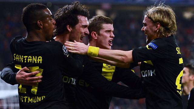 Champions League - BVB trumt dank Hummels