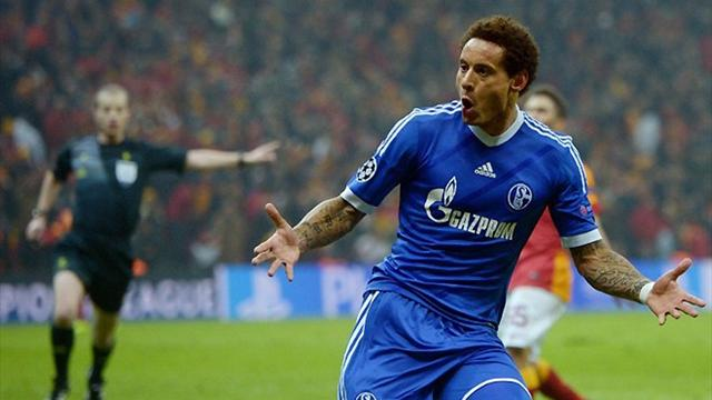 Champions League - Schalke erk�mpft Remis