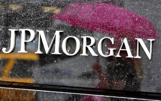 JPMorgan Profit Beats, Dividend Up; Shares Slip